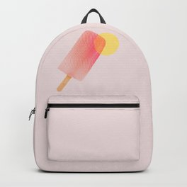 sunrise popsicle Backpack