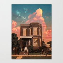 Southside Angels Canvas Print