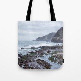 Low Tide Along the Oregon Coast Tote Bag