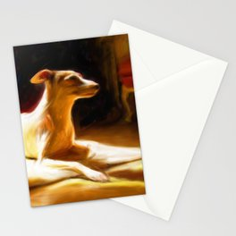 Sophie in the sun Stationery Cards