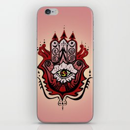 Protect Me iPhone Skin