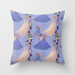 Dilly Dilly, You Shall Be Queen Throw Pillow