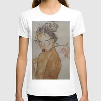 naked T-shirts featuring Naked by Harlem McKinnie