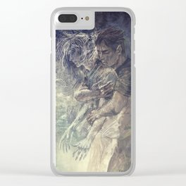 Shake it out Clear iPhone Case