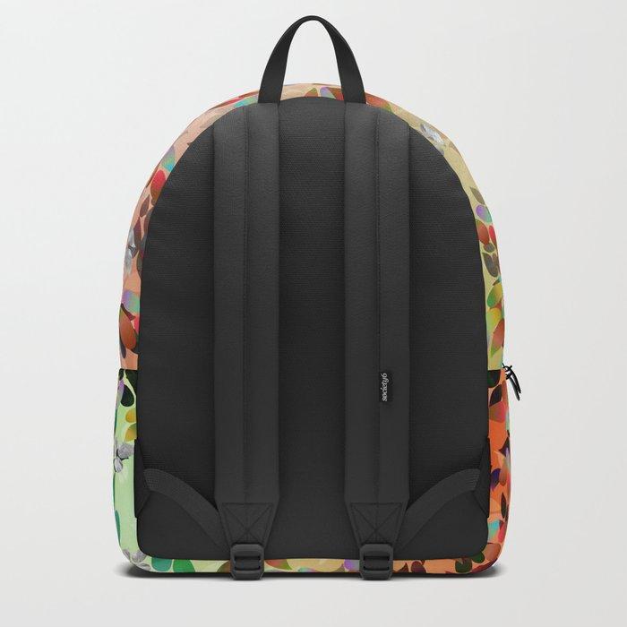 Teardrop Leaves Backpack