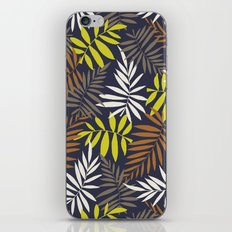 Tropical fell II iPhone & iPod Skin
