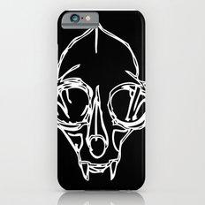 Madam Salami Cat Skull iPhone 6s Slim Case
