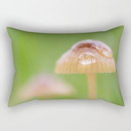 Mushroom time is autumn time Rectangular Pillow