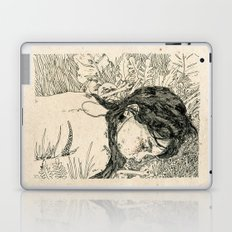 Death of a child in Eden. Laptop & iPad Skin