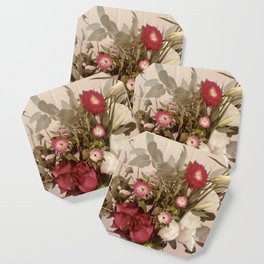 Vintage Bouquet Coaster