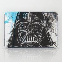 darth vader iPad Cases featuring Darth Vader by Ren Davis