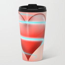 Heartbeat Travel Mug