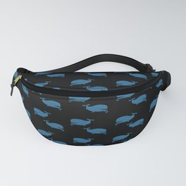 Pipe Whale Fanny Pack