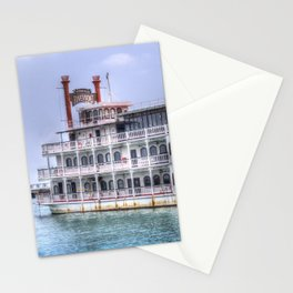 New Orleans Paddle Steamer Stationery Cards