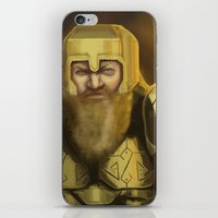 warcraft iPhone & iPod Skins featuring Scowl by Georgia Goddard