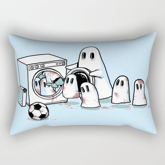 Cleanup Rectangular Pillow