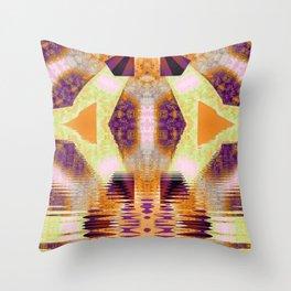 Stirling Base Pattern Throw Pillow