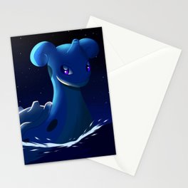 Lapras Stationery Cards