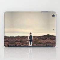 boardwalk empire iPad Cases featuring Boardwalk by James McKenzie