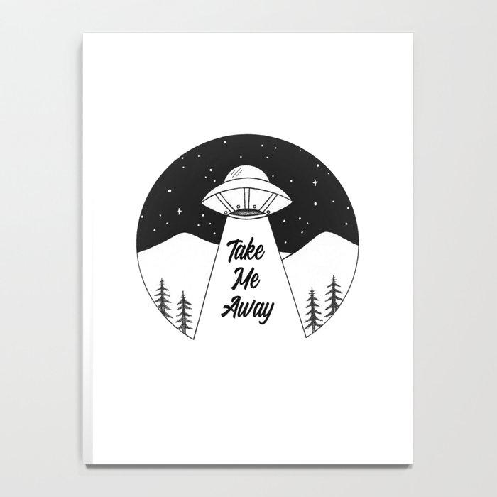 'Take Me Away' UFO Notebook