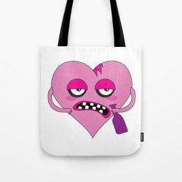 Heart Break Tote Bag