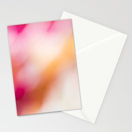 Pink Colours Stationery Cards