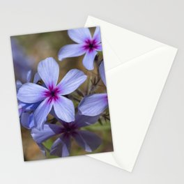 Creeping Phlox Stationery Cards