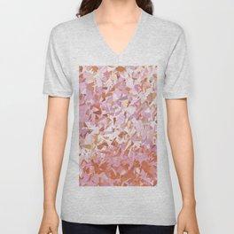 Cherry Blossom Unisex V-Neck
