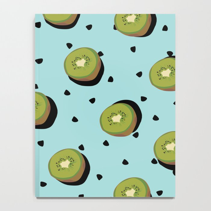 Kiwi Fruit Notebook
