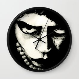 THE ROCKY HORROR PICTURE SHOW - DETAIL II  Wall Clock