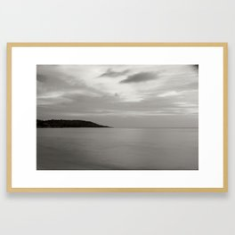 Never be forgotten Framed Art Print