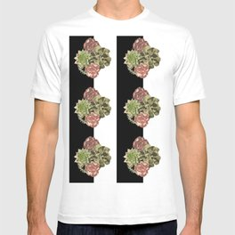 When Floral Meets Succulent T-shirt