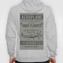 Aeroplane Hoody