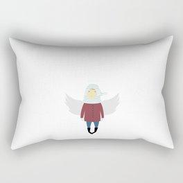 Angel (boy) Rectangular Pillow