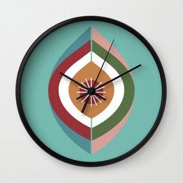 Baubles Wall Clock