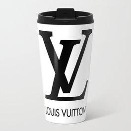 louis vitton logo Travel Mug