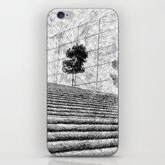 Fingerprint - Stairway iPhone & iPod Skin
