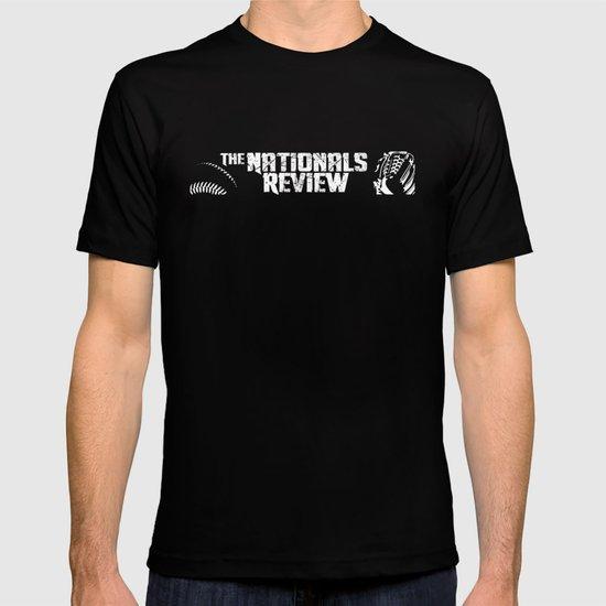 Nationals Review Logo T-shirt