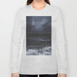 Lost in the sea Long Sleeve T-shirt