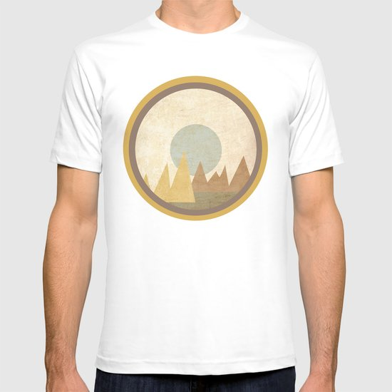 Moon & Mountains T-shirt