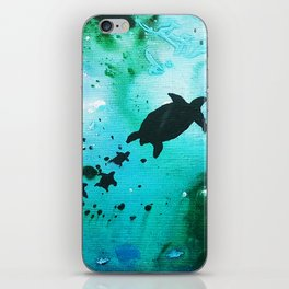 Under the Sea Collections 1017 iPhone Skin