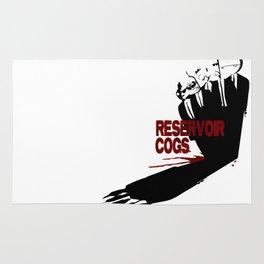 Reservoir Cogs Rug