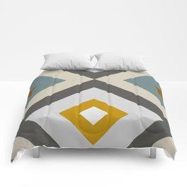 Mid West Geometric 04 Comforters