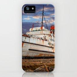 Duke of Lancaster Sunset iPhone Case