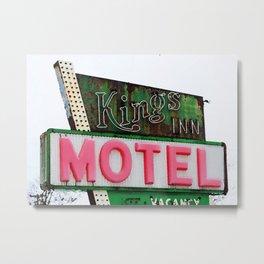 Kings Inn Metal Print