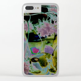 Surreal Kitchen Clear iPhone Case