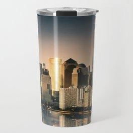 world trade center Travel Mug