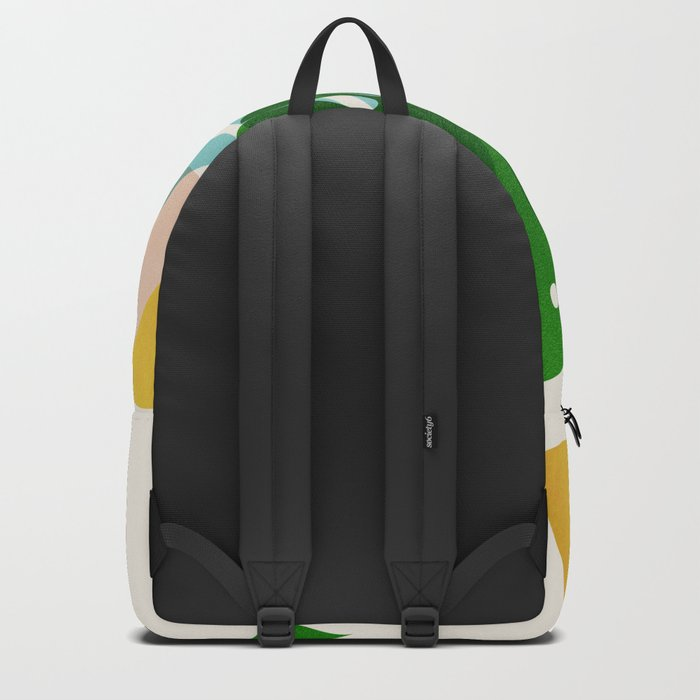 Abstraction_PLANTS_01 Backpack