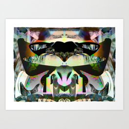 11898110fc795fc Art Print