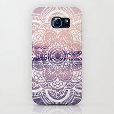 Water Mandala Amethyst & Mauve Galaxy S7 Slim Case